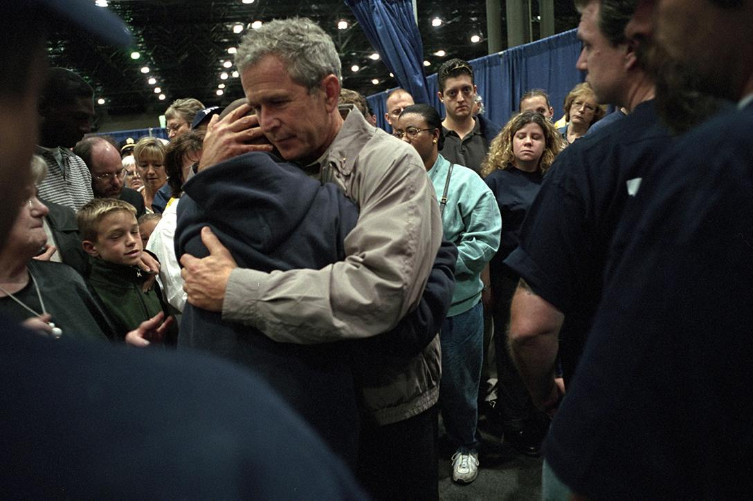 George Bush, 9/11