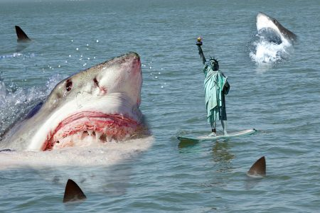 Jaws, Trade, TPP, TTIP
