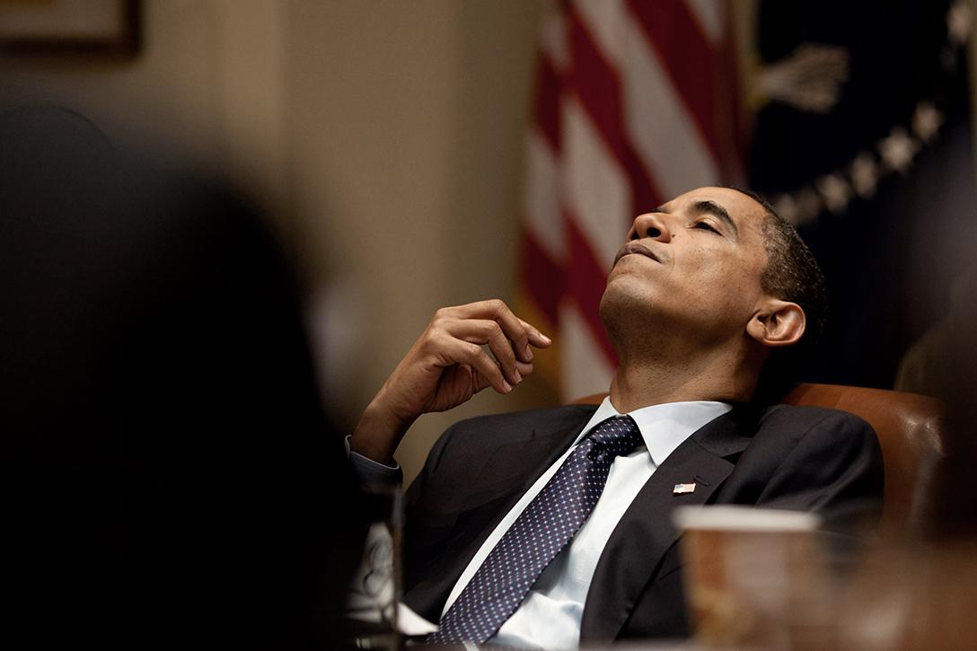 President Barack Obama  Photo credit: The White House / Flickr