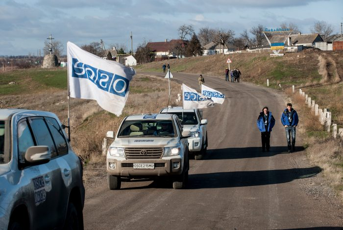 OSCE election observers