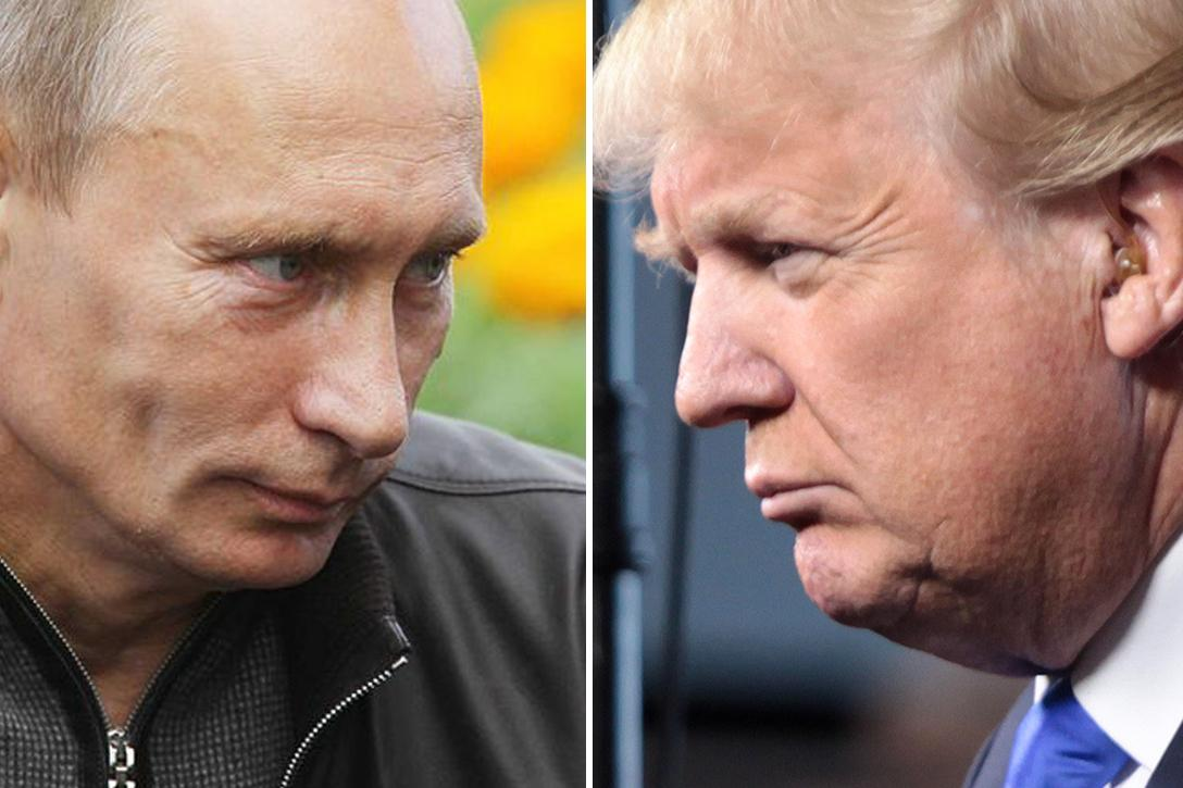 Vladimir Putin and Donald TrumpPhoto credit: President of Russia / Wikimedia and Gage Skidmore / Flickr (CC BY-SA 2.0)