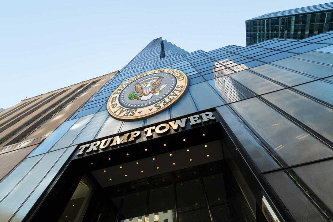 Trump Tower in New York City.Photo credit: Adapted by WhoWhatWhy from baba_1967 / Flickr (CC BY-NC-SA 2.0) and FTC