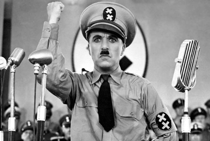 Charlie Chaplin, The Great Dictator