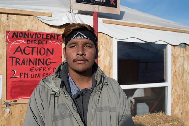 The Faces of Standing Rock