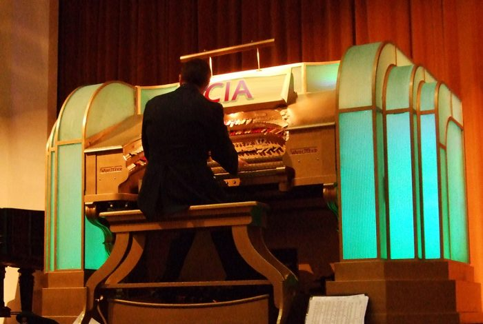 mighty Wurlitzer, CIA
