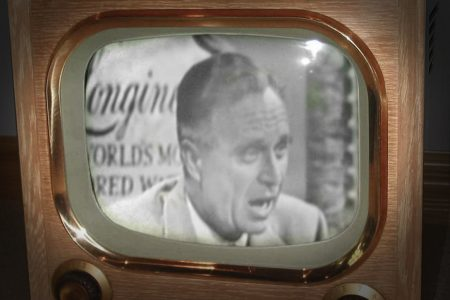 Prescott Bush, television
