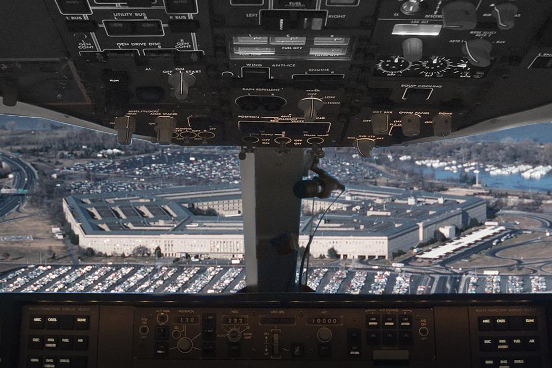 9-11, Boeing 737, Pentagon