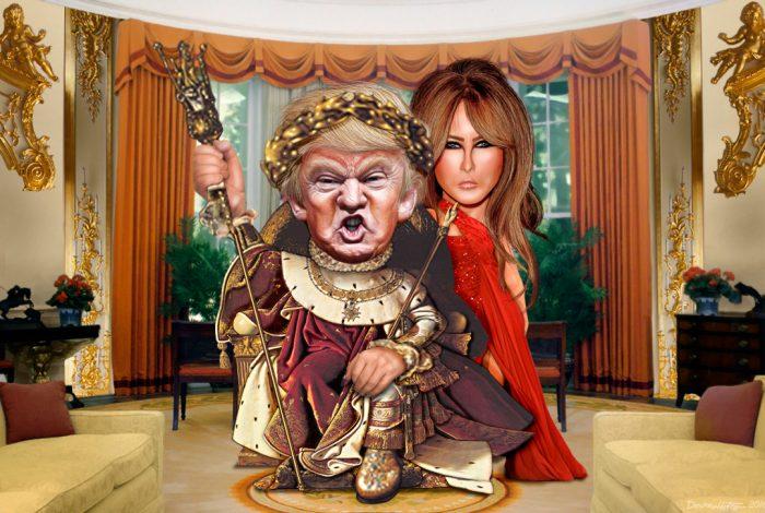 Emperor, Donald Trump