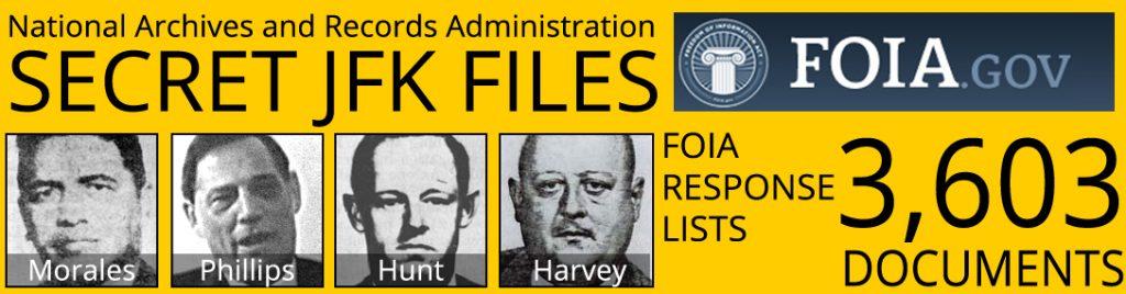 Secret JFK Files