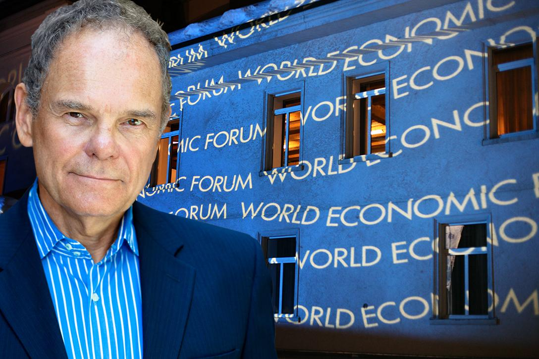 Don Tapscott, World Economic Forum