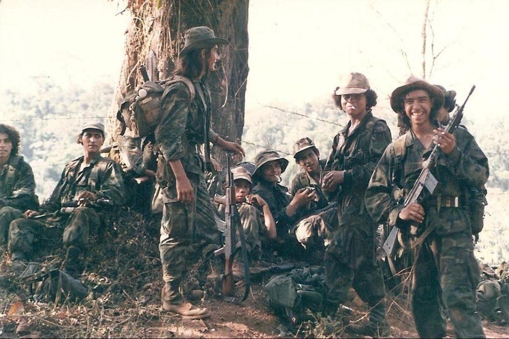Nicaraguan Contras