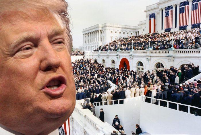 Donald Trump, US Capitol