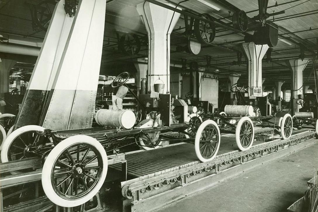 Ford Motor Company, assembly line, 2014