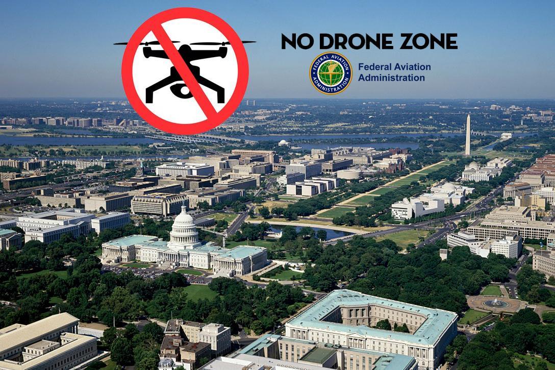 No Drone Zone, Washington, DC