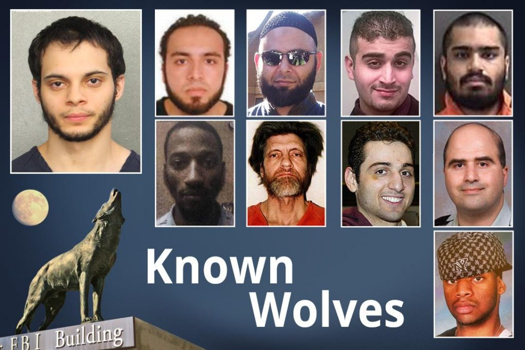 Known Wolves