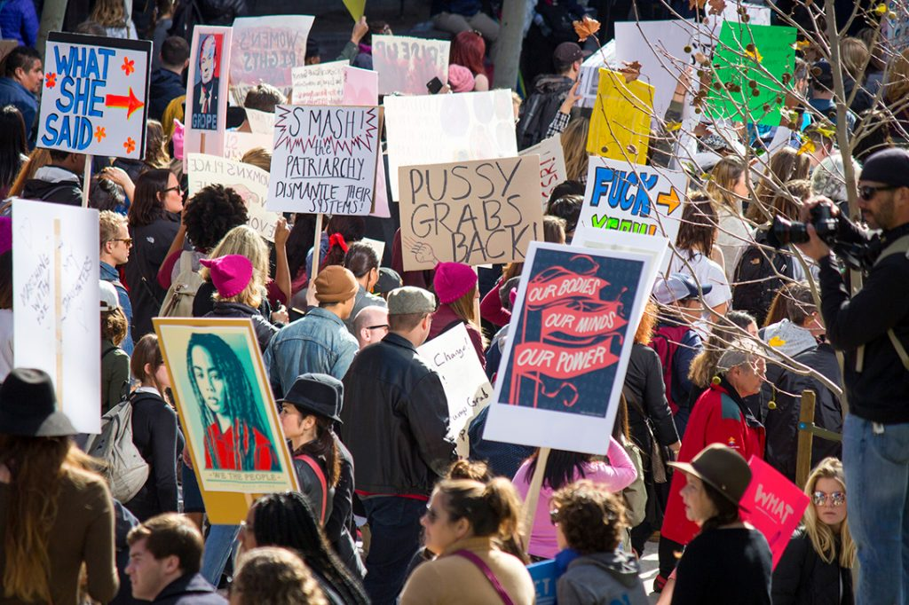 Women's March on Washington 2017, St. Paul