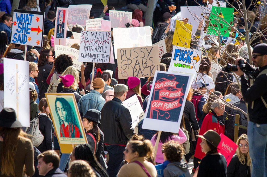Women's March on Washington 2017, St. Paul