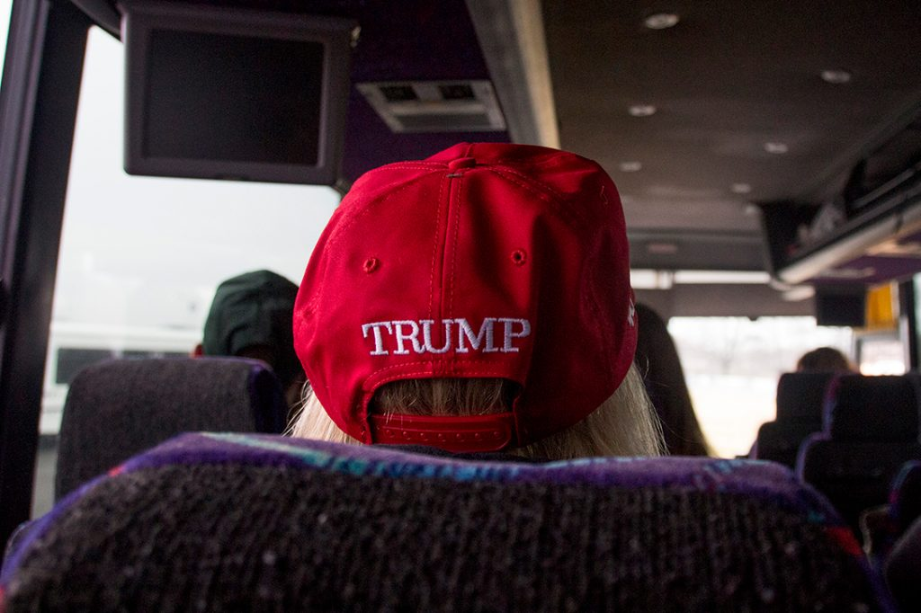 Trump, hat