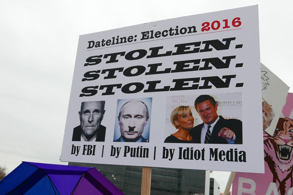 Stolen election,FBI, Putin, Morning Joe