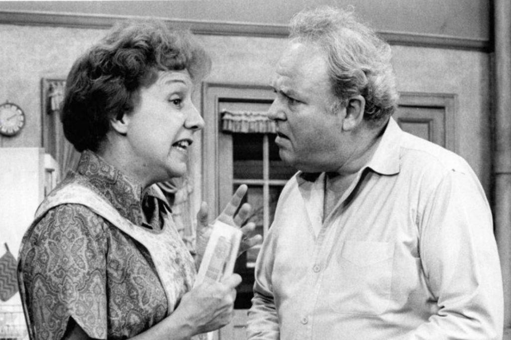 Archie Bunker, Edith Bunker