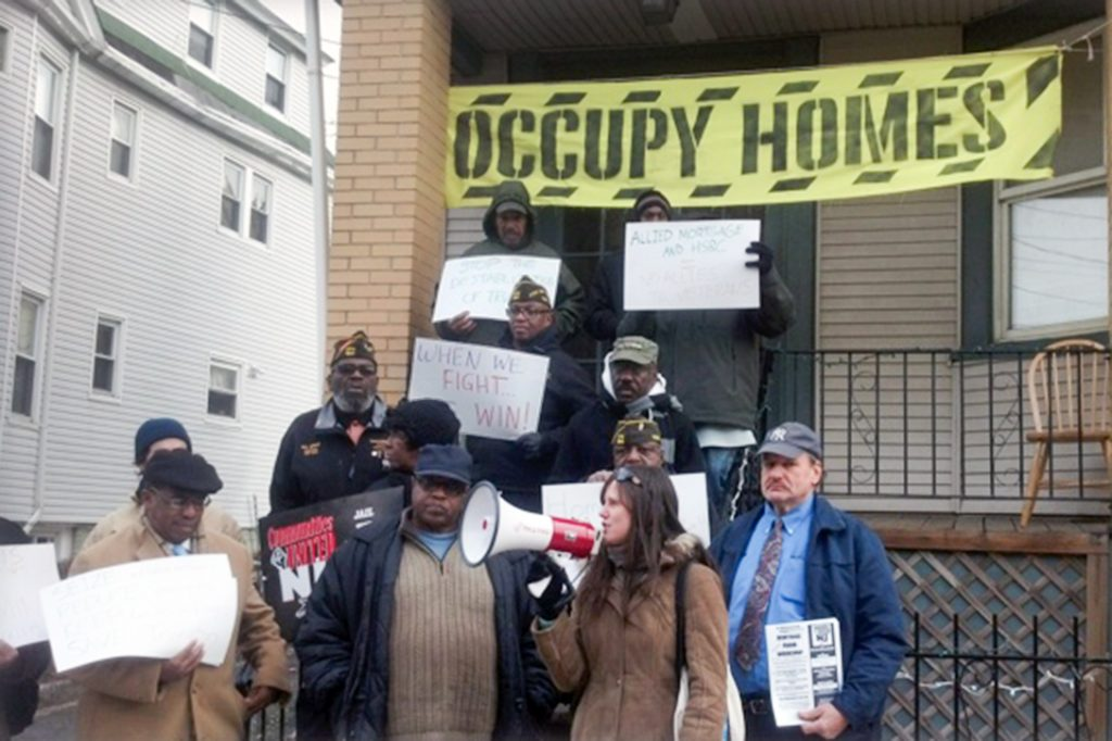 Occupy Homes