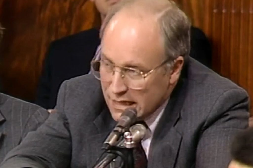 Dick Cheney, Iran Contra