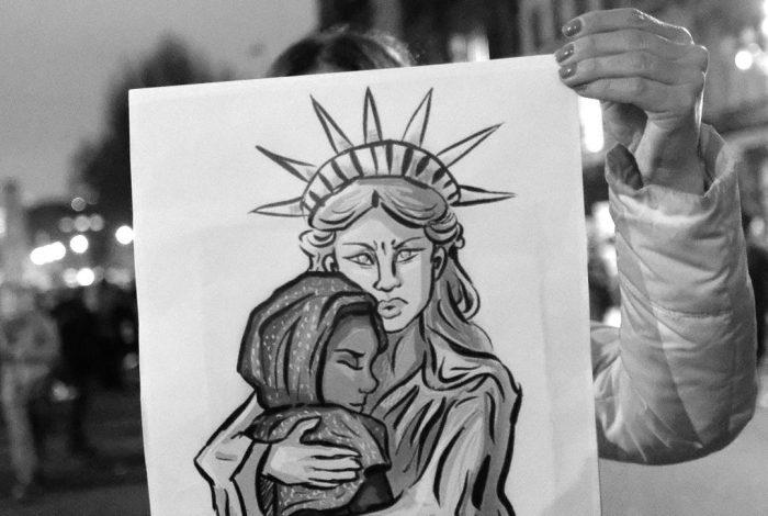 Muslim, Immigration