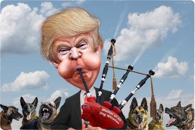 Donald Trump, dog whistle