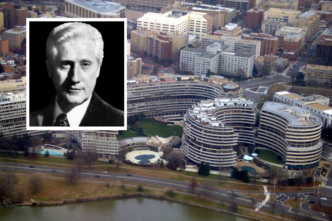 Mark Felt, Watergate