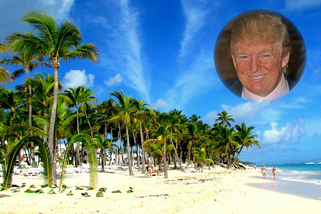 Donald Trump, Punta Cana