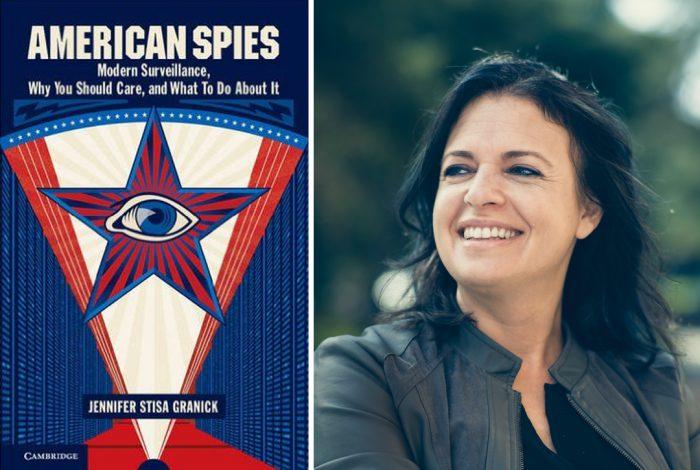 American Spies, Jennifer Granick