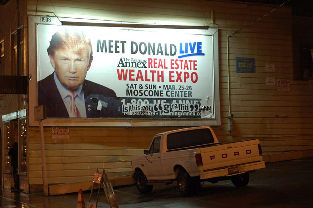 Donald Trump, Wealth Expo