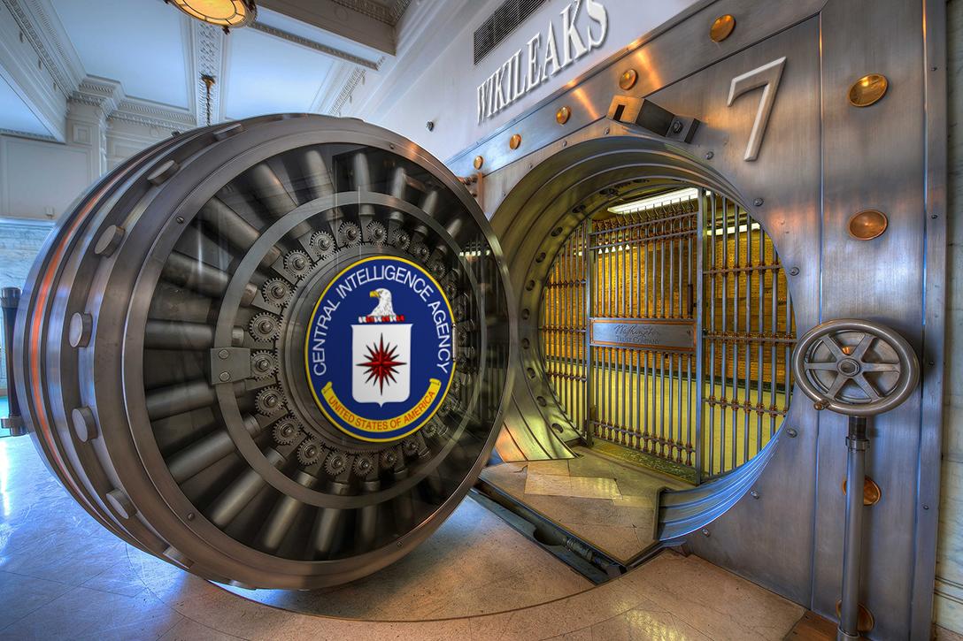 Wikileaks, CIA, Vault 7