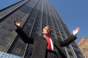 Donald Trump, Trump Tower