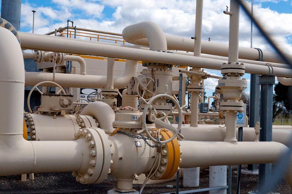 natural gas, compression station