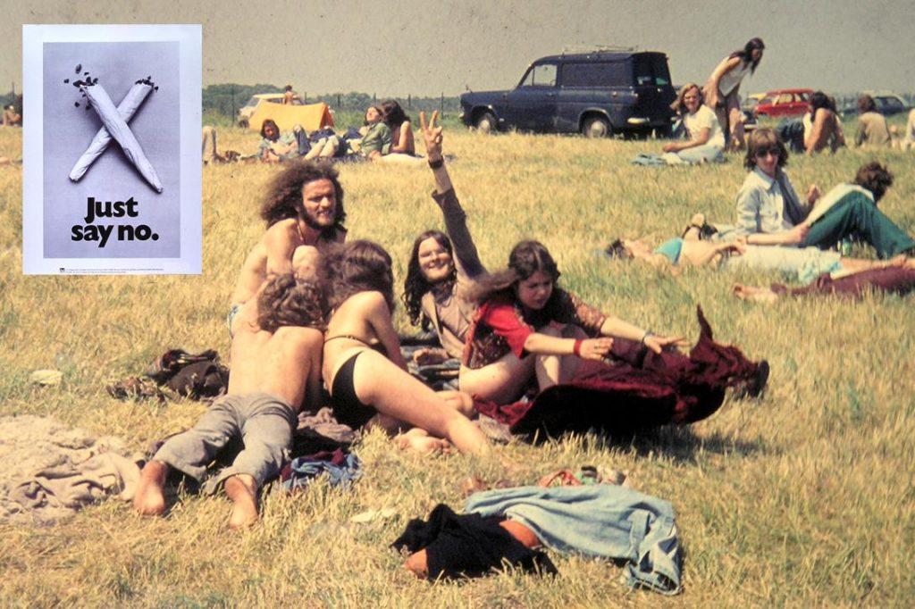 Hippies, Just Say No