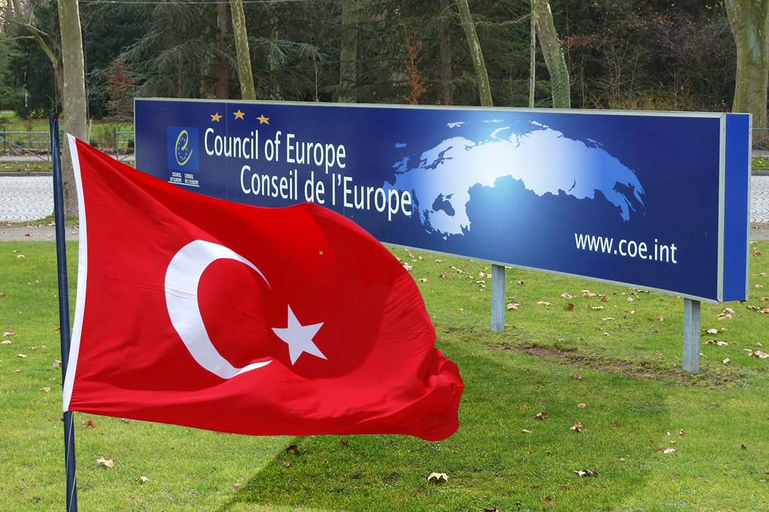Council of Europe, Turkey