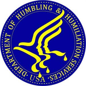 Department of Humbling and Humiliation Services