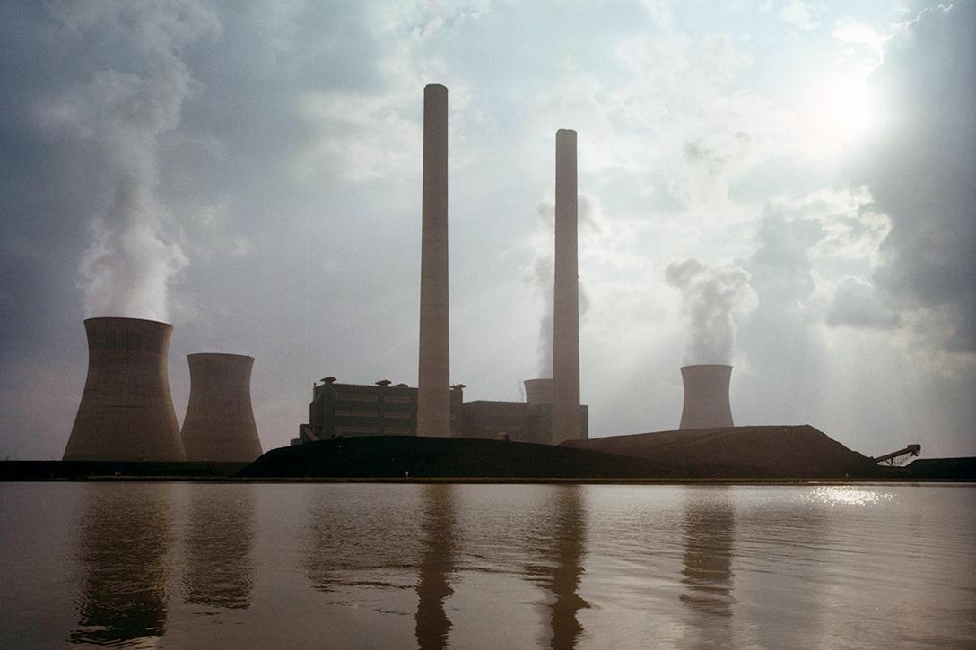 coal-fired power plan