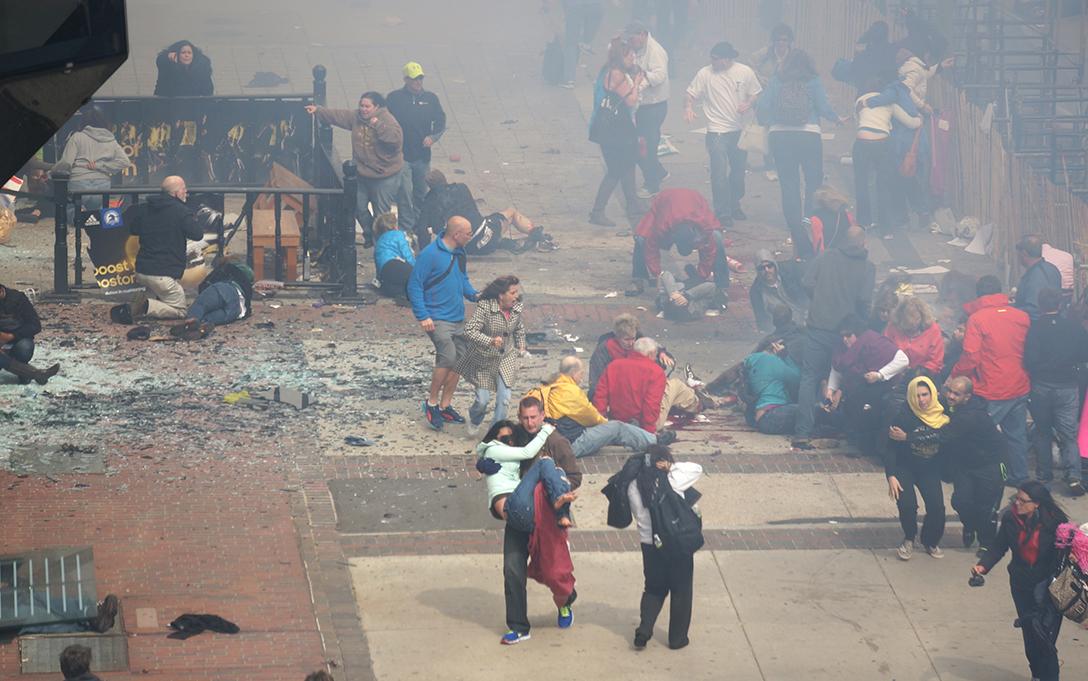 _Boston Marathon, bombing