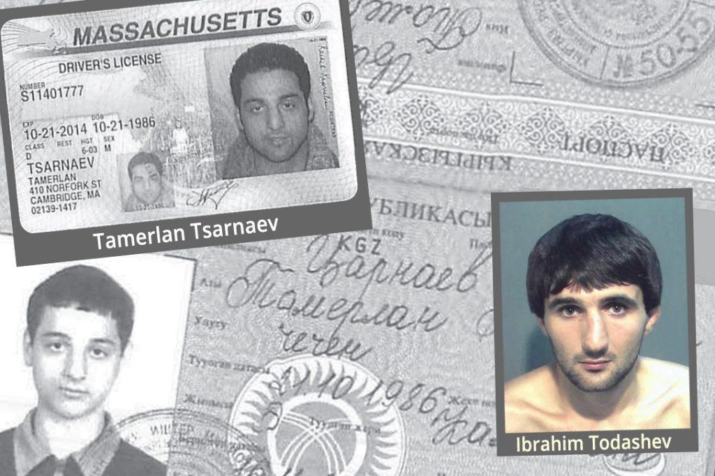 Tamerlan Tsarnaev, Ibrahim Todashev