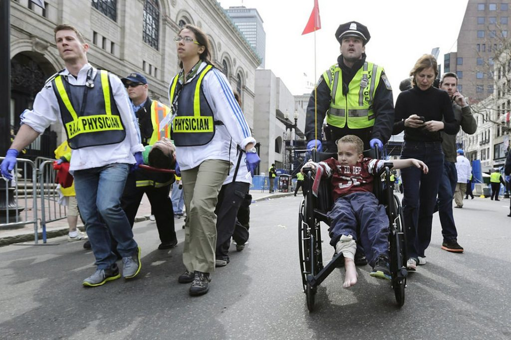 Boston Marathon, bombing