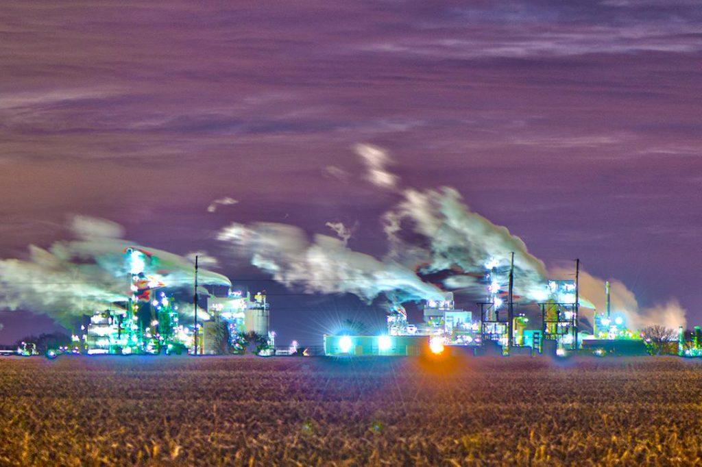 Joliet Exxon Mobile Refinery