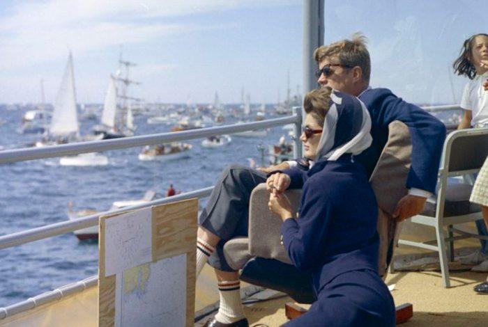 Jacqueline Kennedy, John Kennedy