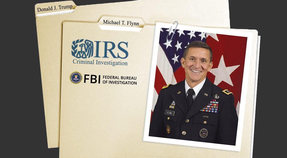 Michael Flynn, IRS CI, FBI