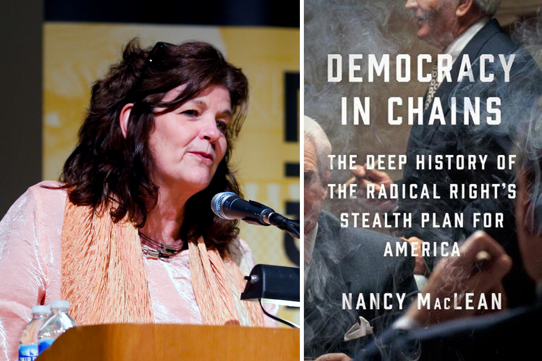 Nancy MacLean, Democracy in Chains