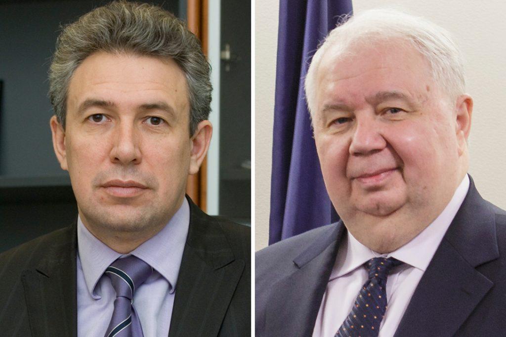 Sergei Gorkov, Sergey Kislyak