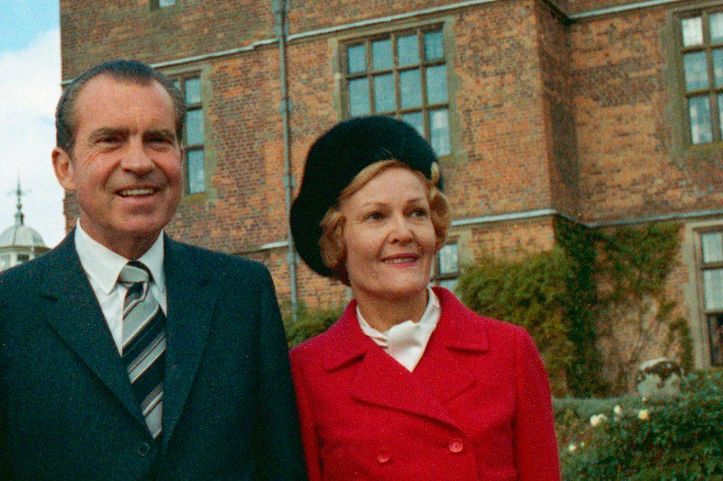 Richard Nixon, Pat Nixon