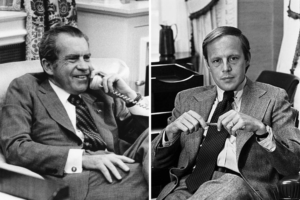 Richard Nixon, John Dean