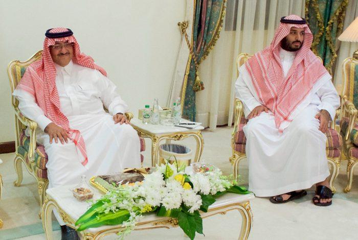 Mohammed bin Nayef, Mohammed bin Salman